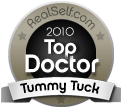 Realself.com - 2010 Top Doctor - Tummy Tuck