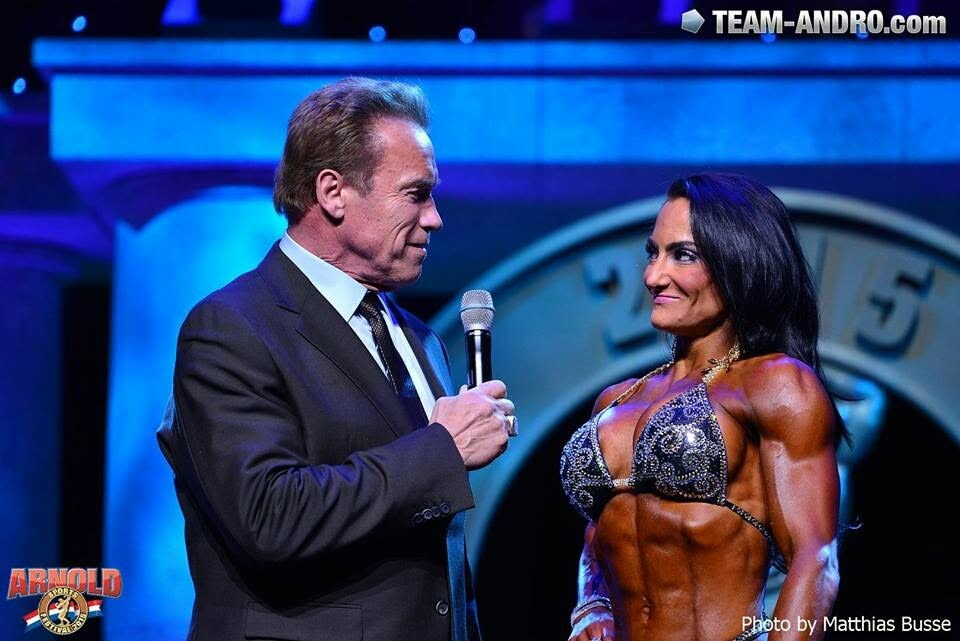 Breast augmentation for female bodybuilders camala rodriguez ccuart Choice Image