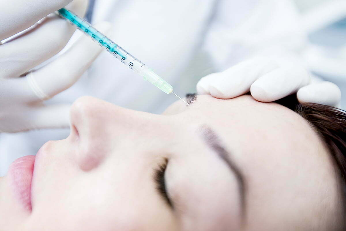 jeuveau vs. botox injections for frown lines