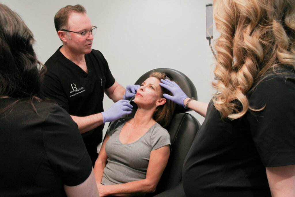 Dr. Buford CATI Injectables Course Training